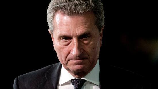 Juncker, Oettinger und Gabriel wollen mehr deutsches Geld für Europa