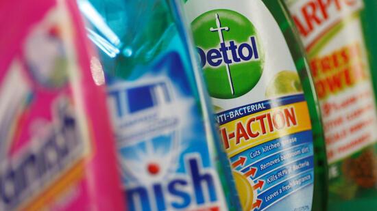 Reckitt Benckiser verkauft Lebensmittelsparte