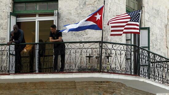 US-Diplomaten möglicherweise Opfer von