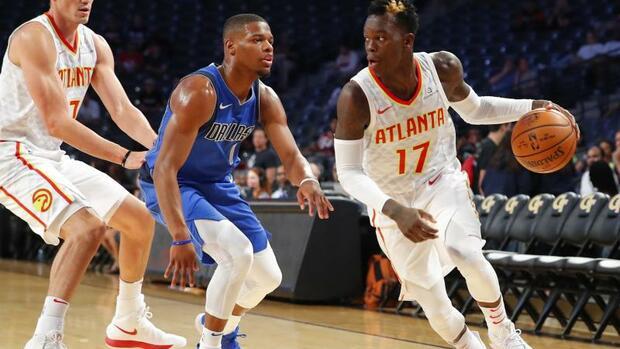 Basketball: NBA: Atlanta Hawks kündigen Konsequenzen für Schröder an