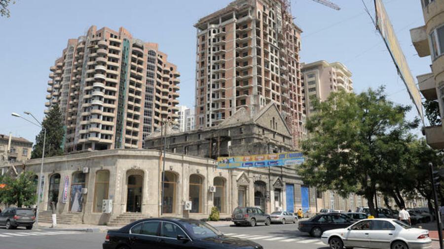 aserbaidschan hauptstadt