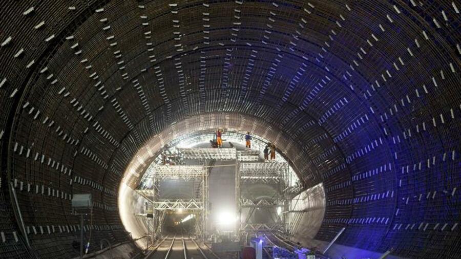 Rekorde Die Längsten Tunnel Der Welt