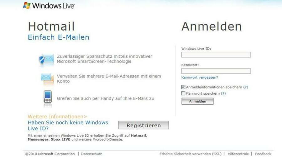 Was Freemail Anbieter Bieten E Mail Angebote Im Praxistest