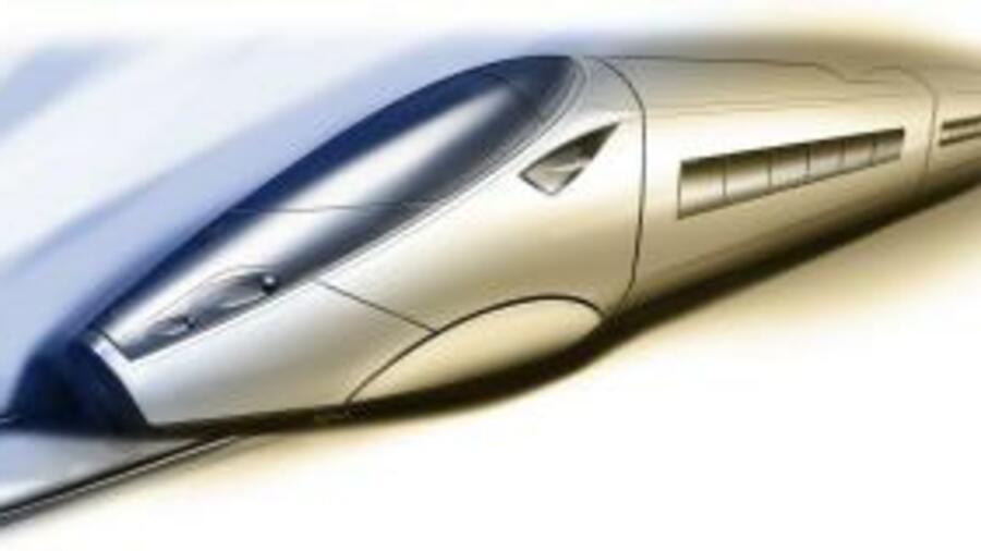 Hochgeschwindigkeit Auf Schienen Die Schnellsten Züge Der Welt
