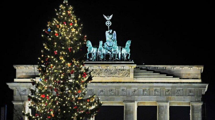 Weihnachtsbaum Tradition.Tradition Wo Die Außergewöhnlichsten Weihnachtsbäume Der Welt Stehen