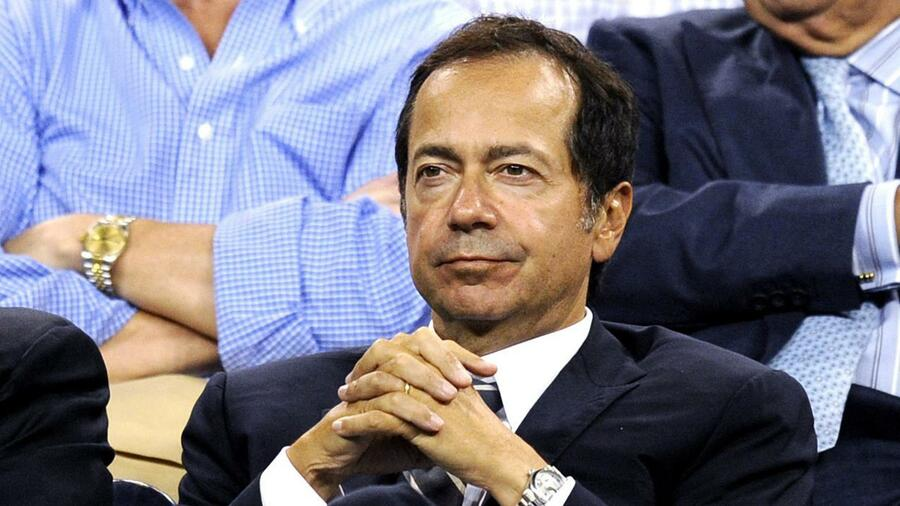 Der Hedgefonds-Manager  John Paulson wittert Morgenluft. Paulson & Co. investieren in Hispania Activos Immobiliarios. Quelle: dpa