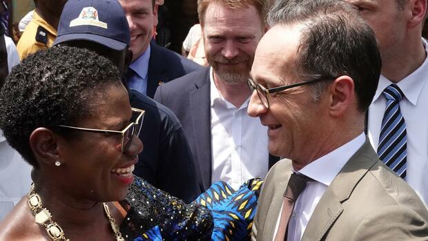 Weltsicherheitsrat: Maas wirbt in Afrika für Reform