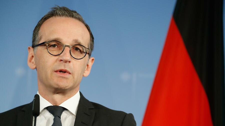 Außenminister Heiko Maas: Keine Konfliktlösung