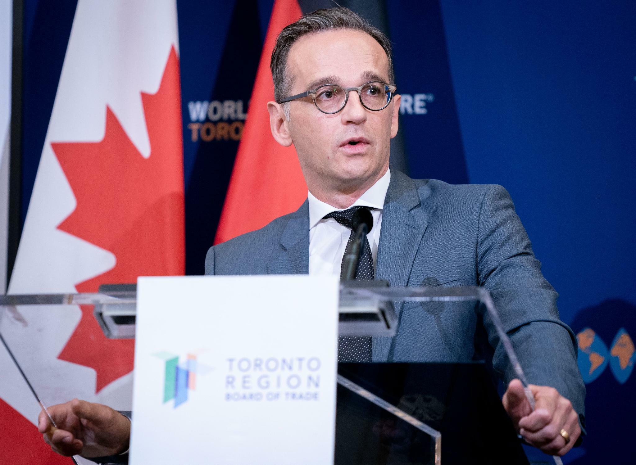 """Maas sieht Fortschritte bei """"Allianz der Multilateralisten"""""""