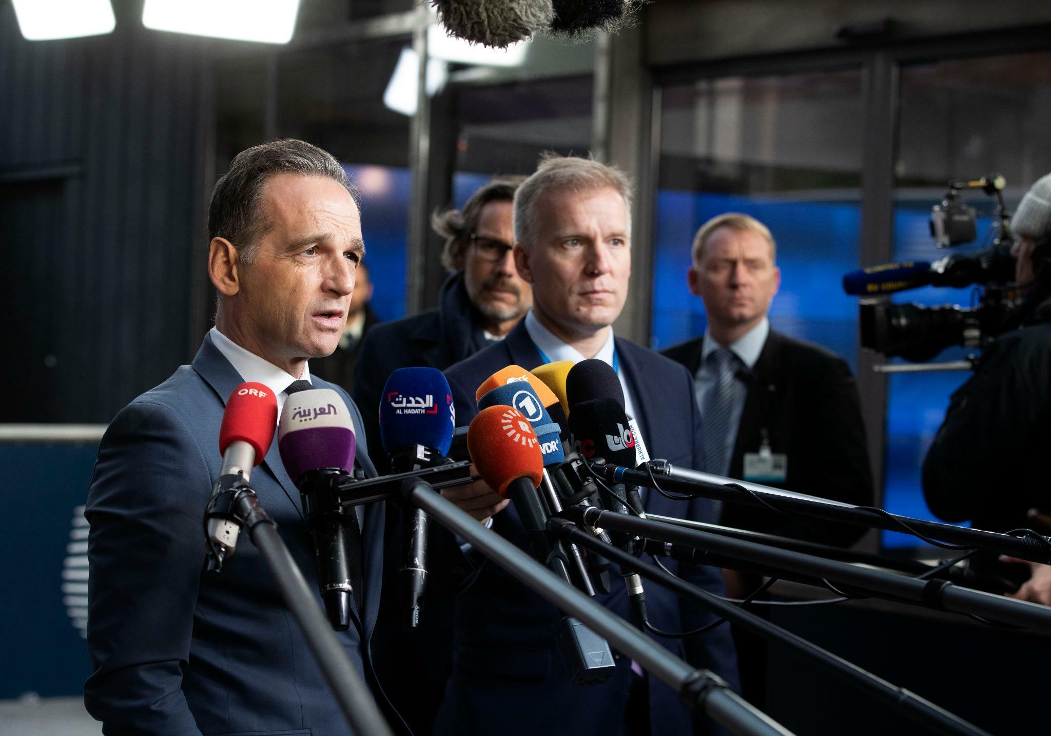 Deutschland drängt Iran zu Rückkehr zum Atomabkommen