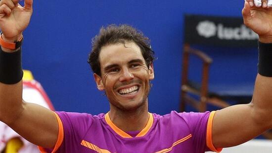 Nadal gewinnt zum zehnten Mal Tennisturnier in Barcelona