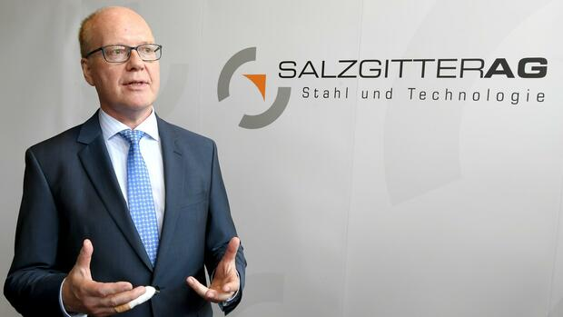 Stahlindustrie: Salzgitter-Chef schlägt bei Stahl AG moderatere Töne an