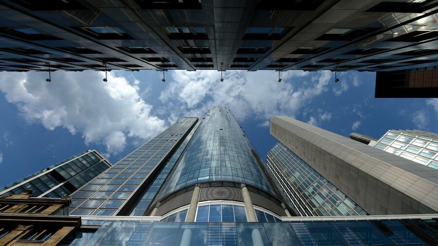 Öffentliche Banken halbieren ihre Wachstumsprognose für Deutschland