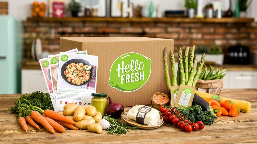 Rocket Internet macht mit Hellofresh Kasse
