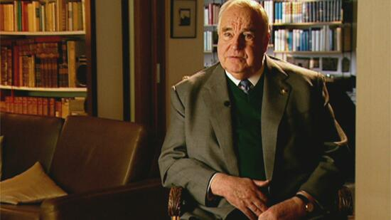 """Helmut Kohl – Das Interview"""