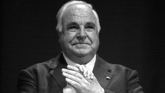 Helmut Kohl international als Jahrhundertpolitiker gewürdigt