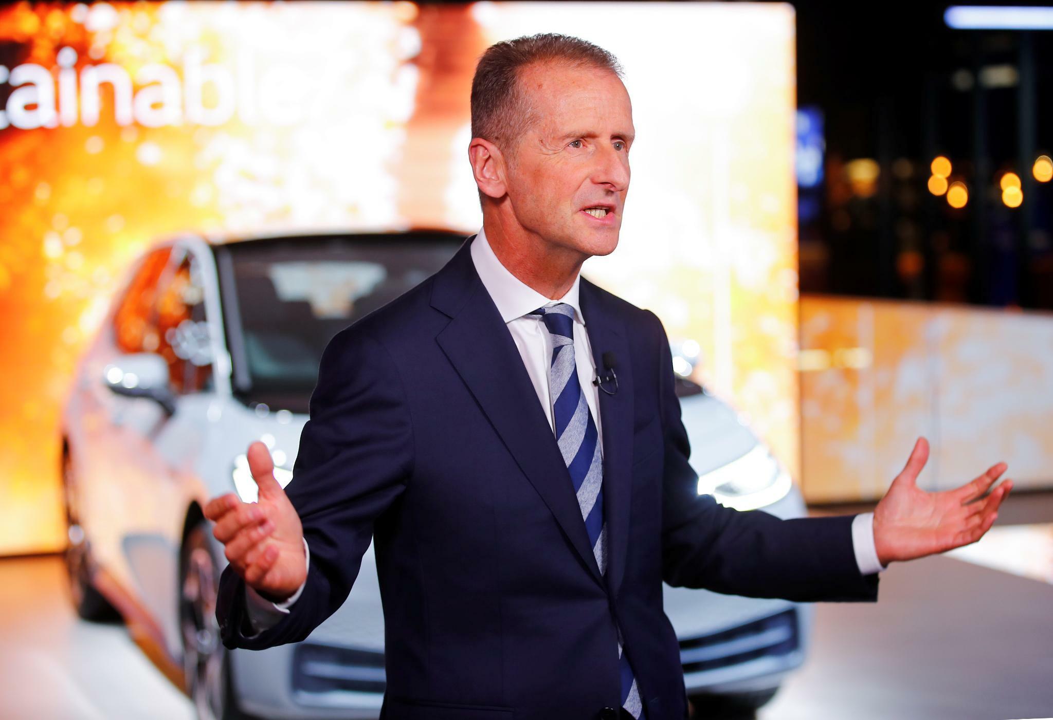 Aktivistin Velo gegen VW-Chef Diess – Streitgespräch ohne Sieger