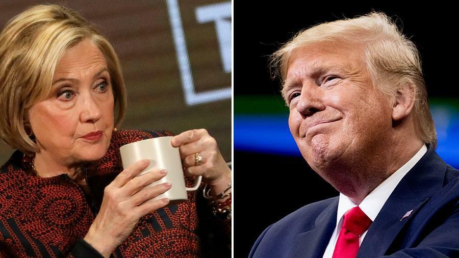 John F. Kennedy: Hillary Clinton verspottet Trump mit falschem Brief