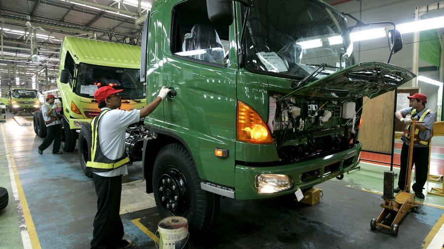 Volkswagen Truck & Bus und Hino werden strategische Partner