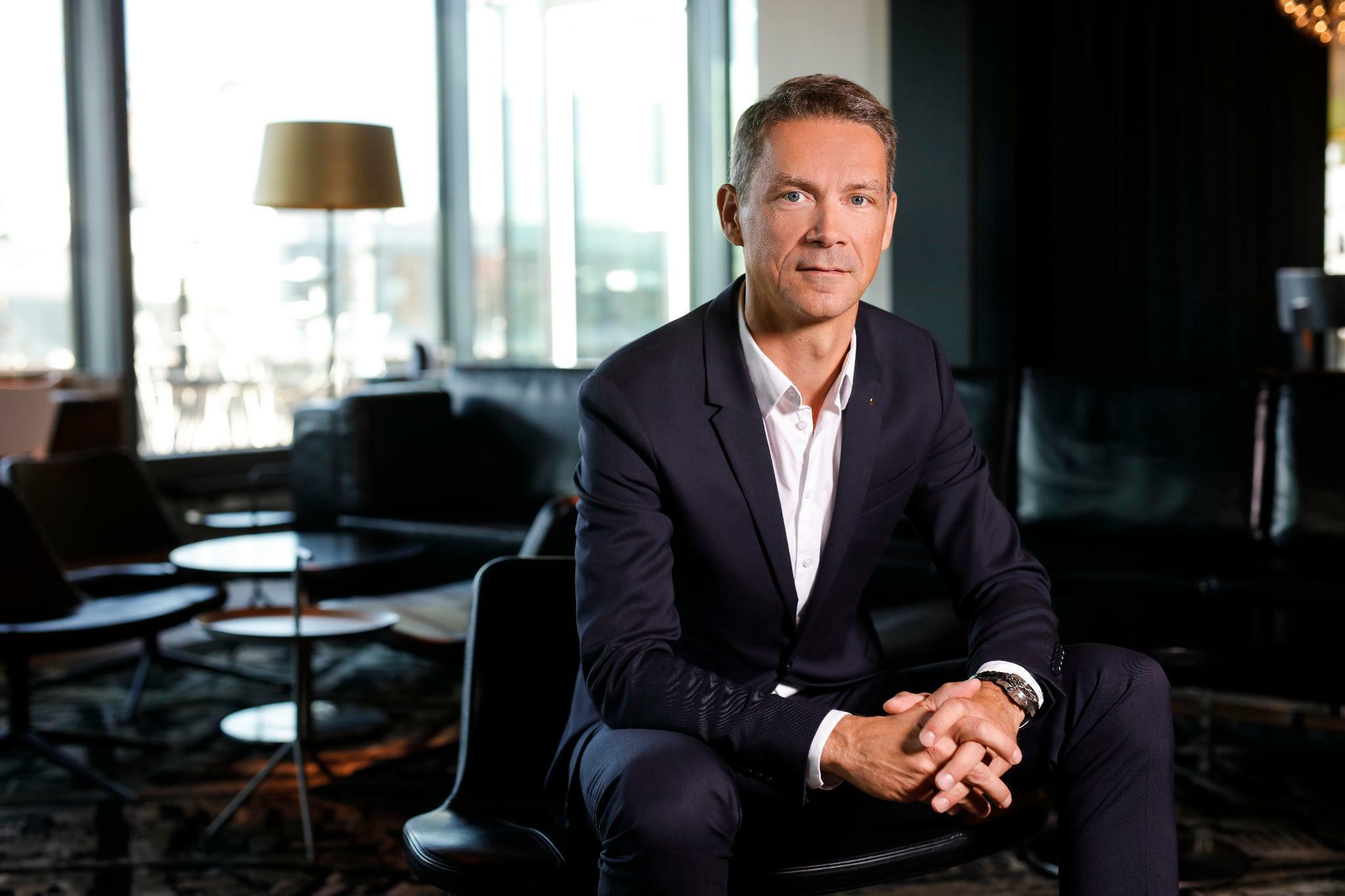 Breuninger-Chef Holger Blecker im Interview