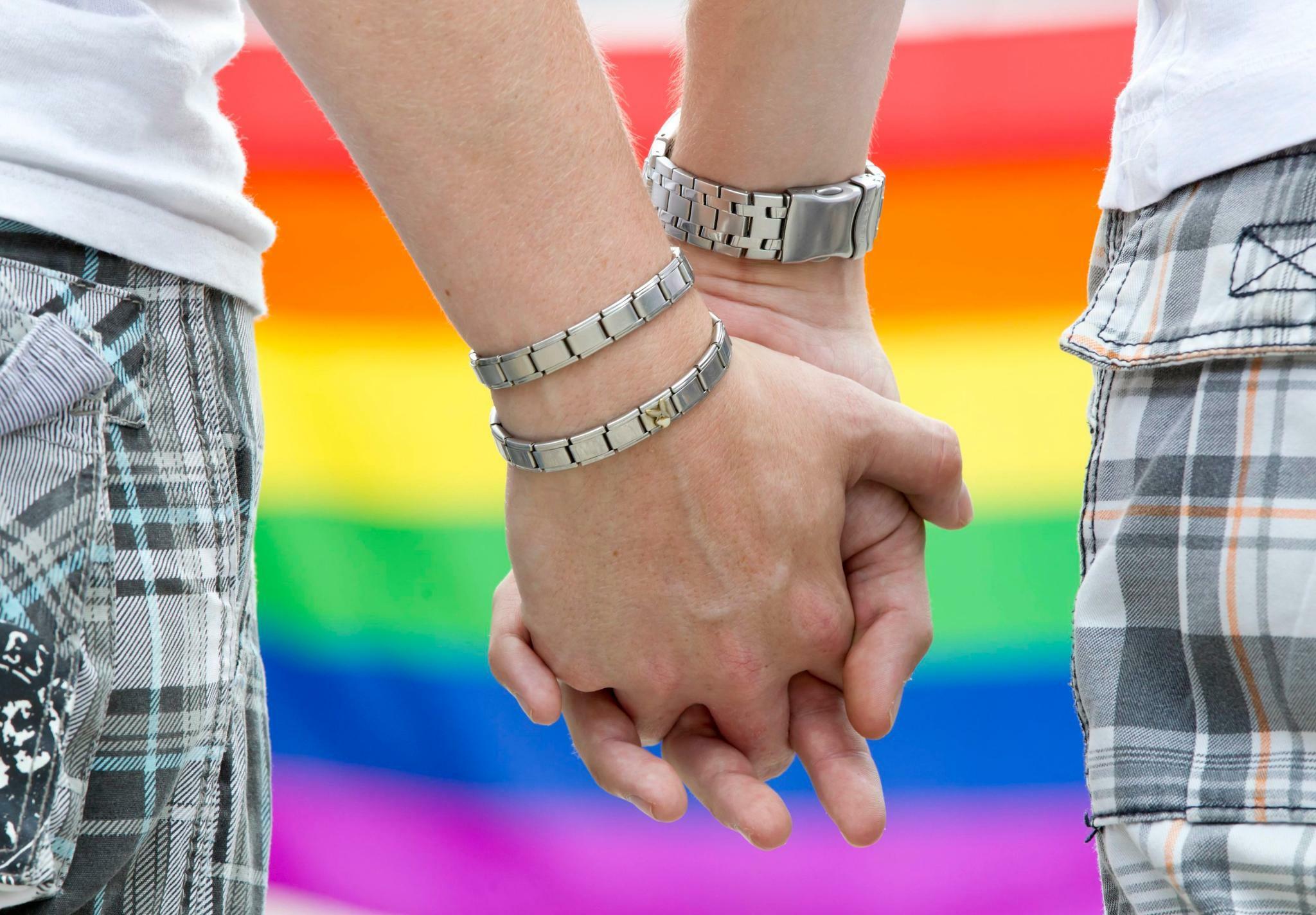 Homosexuelle demonstrieren in Prag für mehr Gleichberechtigung