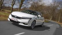 Honda Clarity Fuel Cell - Mehr Mut! Quelle: Honda