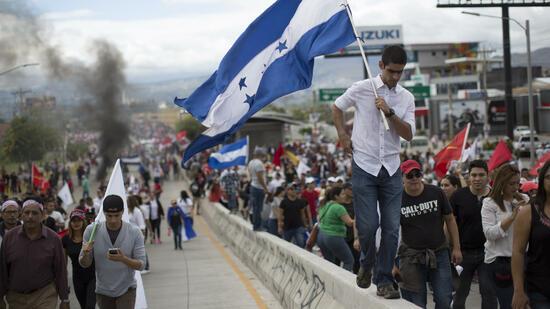 Honduras: Ausgangssperre wegen Krawallen nach Wahl