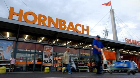 hornbach baumarktkette kassiert gewinnziel aktien brechen ein. Black Bedroom Furniture Sets. Home Design Ideas
