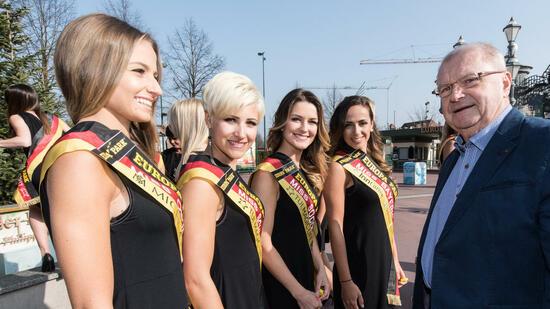 Bremerin belegt dritten Platz bei Miss-Germany-Wahl 2017