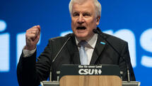 International: Horst Seehofer