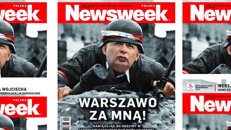 Free Press: Poland's Media Witch Hunt Hits German Publishers