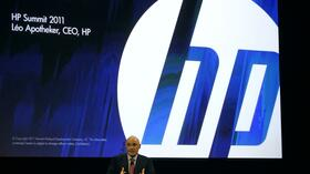 HP-Chef Leo Apotheker. Quelle: Reuters
