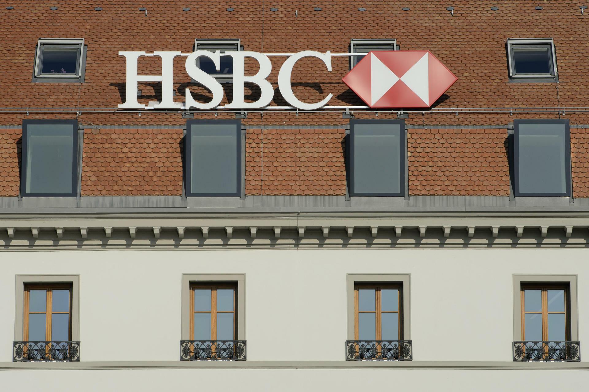 Britische Großbank