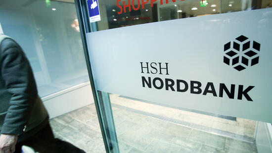 HSH Nordbank in Hamburg