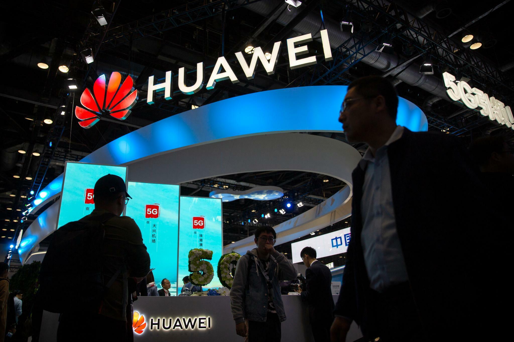 Industrie rückt von Huawei ab