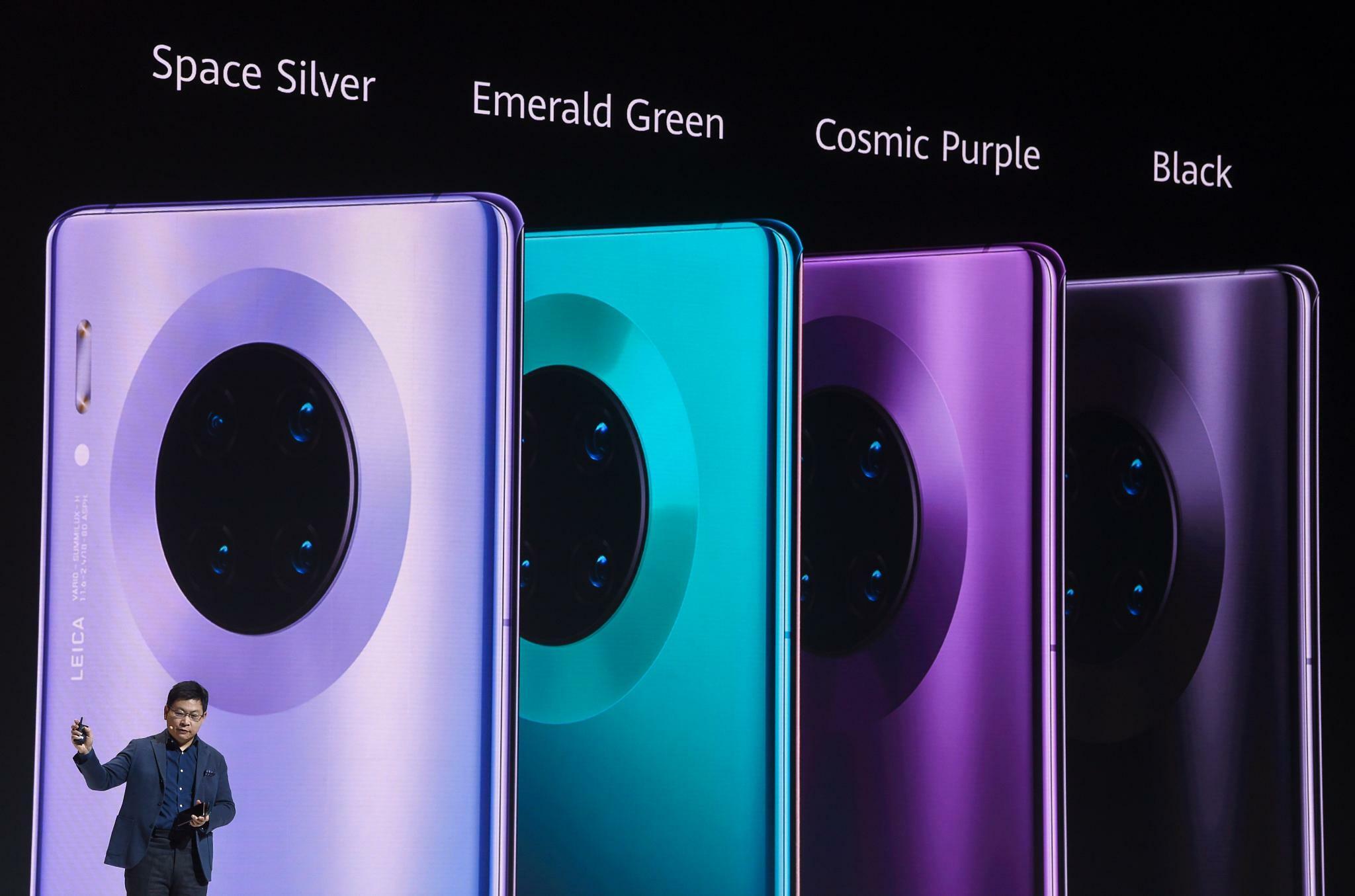 Huawei Mate 30: Das neue Spitzenmodell zeigt Huaweis Ratlosigkeit