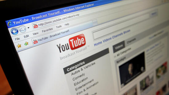 Google vs. Viacom: Milliardenklage gegen Youtube