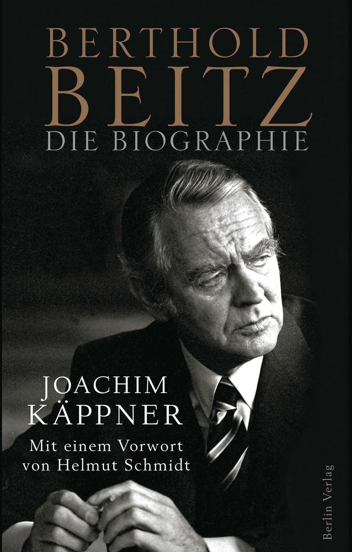 Biographie: Berthold Beitz - die Macht bei Thyssen-Krupp