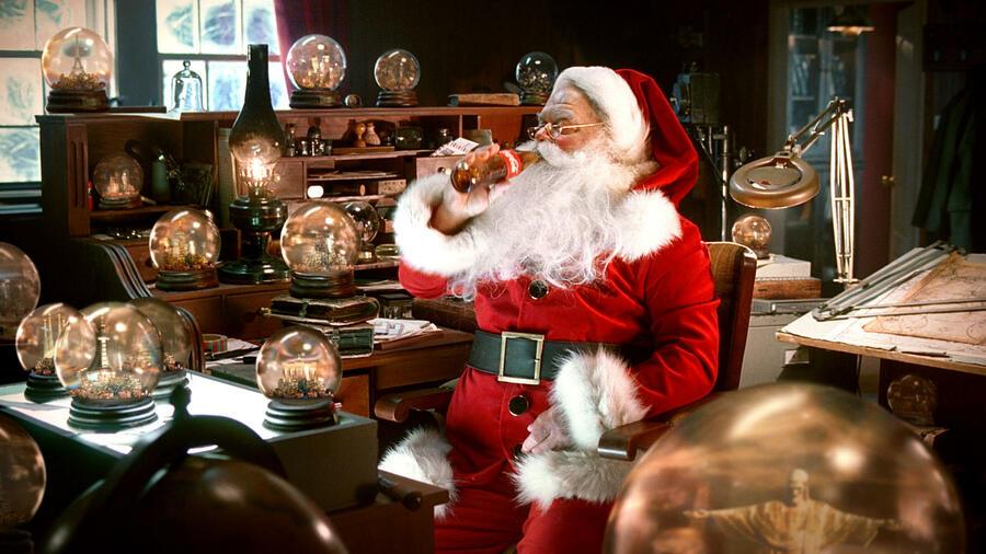 Ist Der Weihnachtsmann Eine Erfindung Von Coca Cola