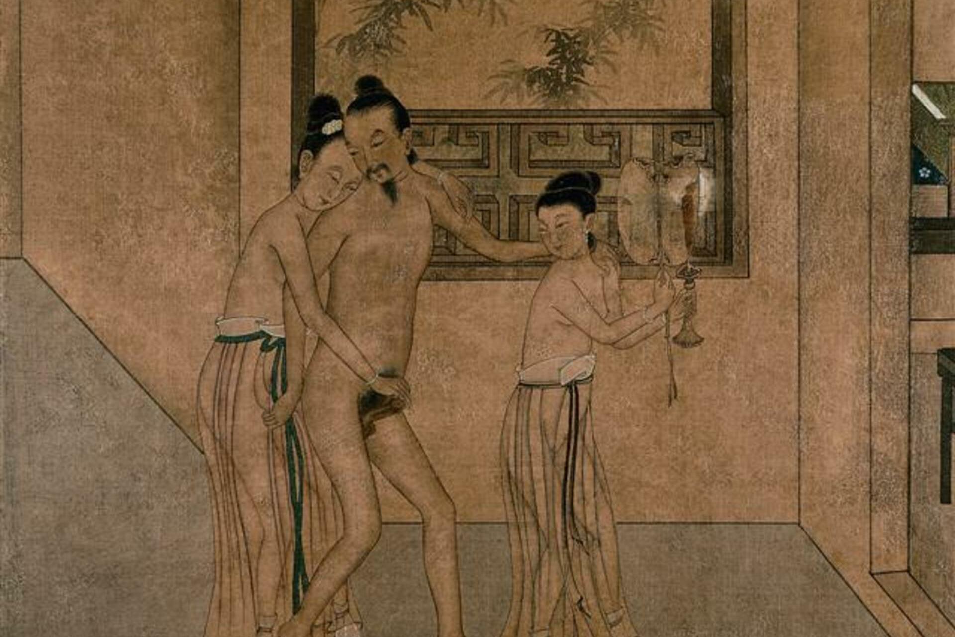 Erotische Geschichten aus der Kunst