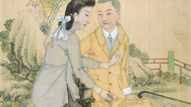 Erotische Kunst: Der chinesische Lustgarten