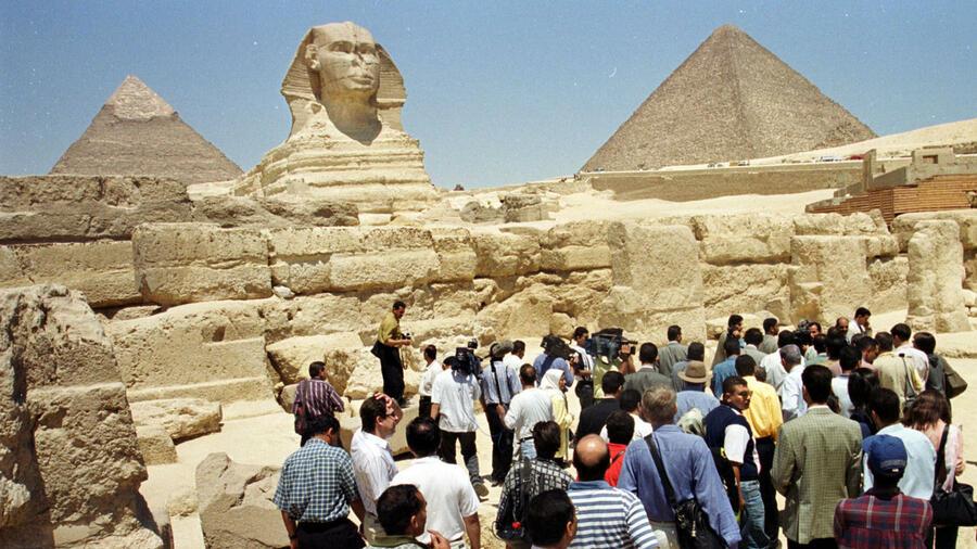 ägypten reisewarnung