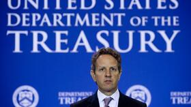 US-Finanzminister Timothy Geithner. Quelle: AFP