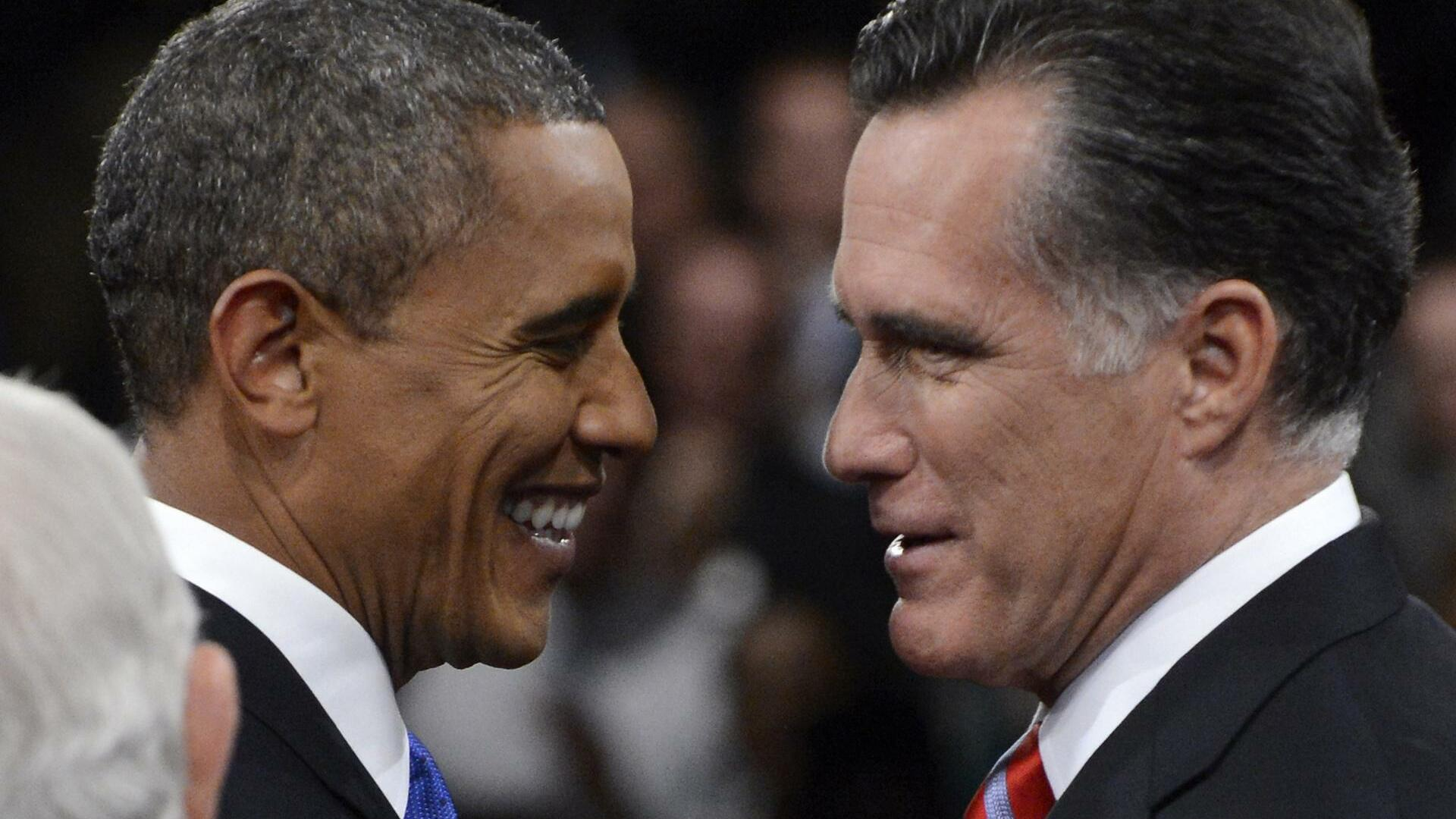 Romney vs Obama: Twitter-Protokoll  zum TV-Duell