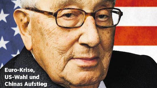 Dossier zum Download: Das große Henry-Kissinger-Interview