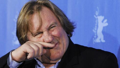 Frankreichs Charakter-Schauspieler Gérard Depardieu. Quelle: AFP