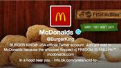 Burger King: Der geknackte Hamburger-Account