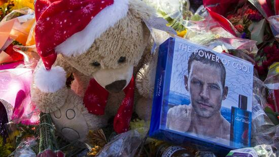 Trauerfeier: Tausende gedenken Hollywood-Star Paul Walker