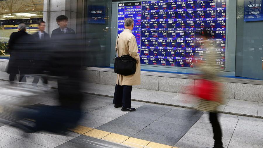 Nikkei klettert auf Höchststand