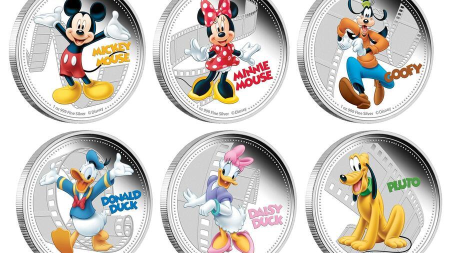 Mickey Mouse Und Star Wars Die Seltsamen Münzen Der Pazifikinsel Niue